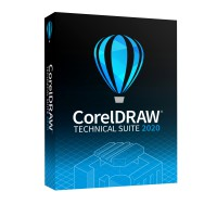 Photo editing: CorelDRAW Technical Suite 2020 - Windows